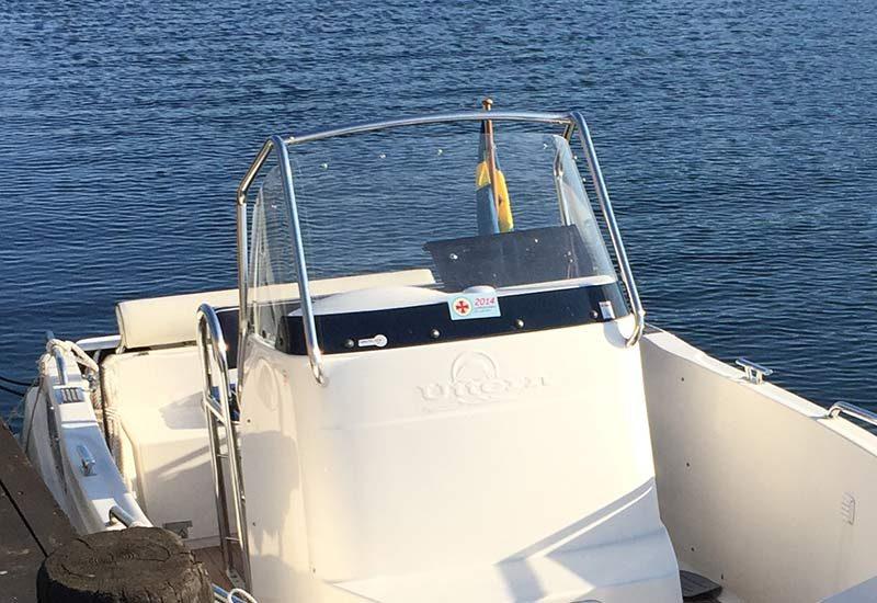 Boatscreen